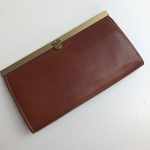 Patricia Nash Leather Wallet Clutch